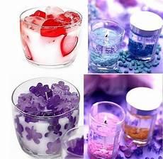 cera gel per candele candela decorativa gel profumato trasparente candele
