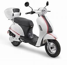 elektroroller luxxon e3100li elektro scooter mit real