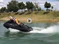 Abartig Jet Ski 1800 Ccm Yamaha Vierzylinder Turbo