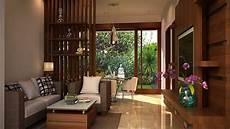 Home Decor Interior Ruang Tamu Kayu The Interior Of The