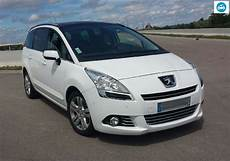 achat peugeot 5008 1 6 hdi 112 ch 2012 d occasion