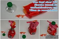 Pet Flaschen Aufbewahrung - plastikt 252 ten leicht und einfach wieder schlie 223 en