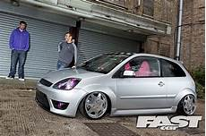 Stanced Mk6 Ford Fast Car
