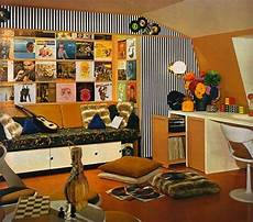 a 60s inspired apartment with a creative layout and upbeat 60s retro interior design room attic home decor