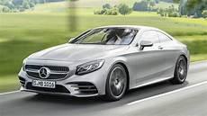 Mercedes S Klasse Coupe mercedes s klasse coup 233 news und tests motor1