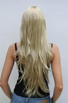 per 252 cke blond hellblonde haare sehr lange glatte