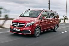 Mercedes V Klasse Facelift 2019 Bilder Autobild De