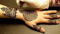 my henna henna tattoo 1 youtube