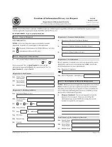 uscis form g 639 download fillable pdf or fill online freedom of information privacy act request