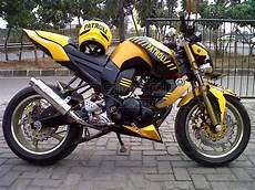 Modifikasi Motor Yamaha by 20 Gambar Modifikasi Yamaha Byson Terbaru 2014 Garang
