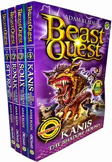 Beast Quest Malvorlagen Novel Beast Quest Series 16 Collection 4 Books Set 87 To 90
