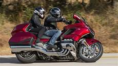 2018 Honda Gold Wing Tour Review Ride