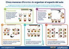 quot peleando con las tic quot cinco maneras diferentes de organizar el espacio del aula