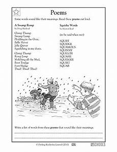 poem worksheet third grade 25391 our 5 favorite prek math worksheets 2nd grade reading worksheets reading worksheets 2nd