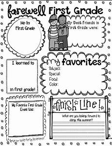 free farewell printables grades k 4 included from a