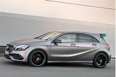 Foto Mercedes A Klasse Motorsport Edition Mercedes A