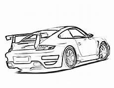 Malvorlagen Auto Porsche Porsche Coloring Pages Coloring Home
