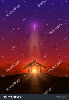 christian background christmas star birth jesus stock