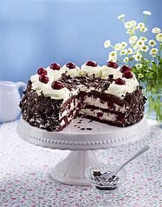 Schwarzwälder Kirsch Torte - schwarzw 228 lder kirschtorte rezept lecker