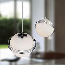 Pendelleuchte Weiß Glas - lenlux led pendelleuchte bieno h 228 ngeleuchte glas opal