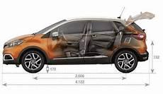 Renault Captur Abmessungen Technische Daten L 228 Nge