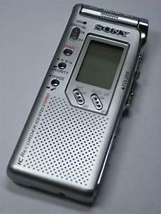 File Sonymicro Recorder Sound Recorder Digital Jpg