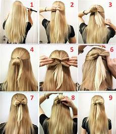 quick and easy step by step hairstyles 10 quick and easy hairstyles step by step the learnify