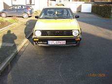 vw golf 2 post vw golf2 1988 lkw 52
