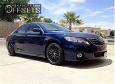 rims for 2011 toyota camry wheel offset 2011 toyota camry slightly aggressive lowered