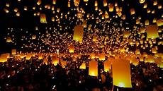 candele cinesi volanti lanterne cinesi rosa