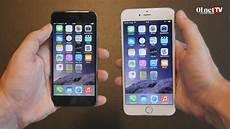 le grand test des iphone 6 et iphone 6 plus