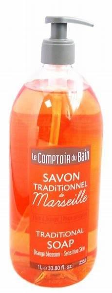 Le Comptoir Beauté Le Comptoir Du Bain Savon 1l Parfum Au Choix