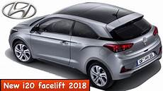 New Hyundai I20 2018 Facelift Launch Features And