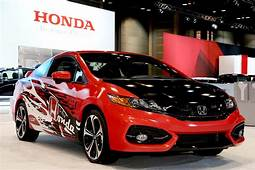 Honda Shows Gamers Custom Forza Civic Si At Chicago Auto Show