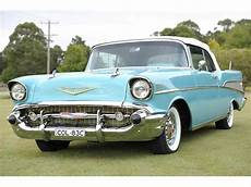 How Much Is A 1957 Chevy Bel Air