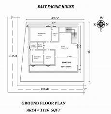 vastu plans for east facing house 27 best east facing house plans as per vastu shastra