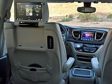 PowerSteering 2017 Chrysler Pacifica Review  JD Power Cars