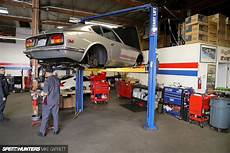 auto garage z car garage where datsun geeks rule speedhunters