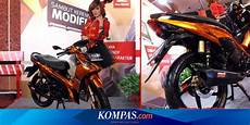 Modifikasi Revo Fi by Permak Ringan Honda New Revo Fi Gaya Harian