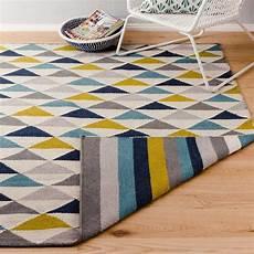 Teppich Barli Olivgr 252 N 140x200 Cm Geometric Rug Rugs