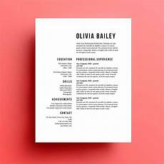 14 basic simple resume templates easy to use exles