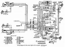 1972 ford bronco ignition switch wiring diagram fuel injection technical library 187 early bronco wiring diagrams