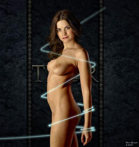 Jaimie Alexander Naked