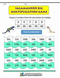division worksheets salamander 6357 4th grade math booklet