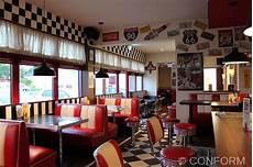 American Diner Einrichtung - dj s american diner
