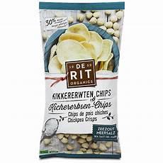 De Rit Kichererbsen Chips Chips Salzgeb 228 Ck Im Dm