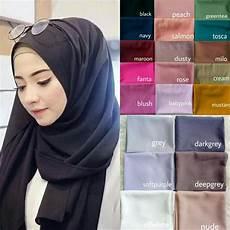 Gambar Jilbab Pashmina Trend Busana Kekinian