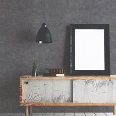 papier peint imitation acier papier peint intiss 233 uni glacier gris acier m 233 talis 233