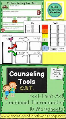 cbt mapping worksheets 11527 cbt worksheets feelings thermometers and thought maps cbt worksheets therapy worksheets