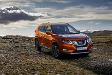 2018 nissan x trail launches in uk from 163 23 385 photos